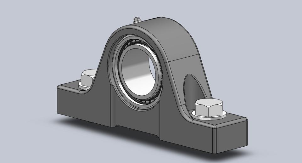 Bearing housing design 28 images design of bearing for House bearing