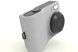 Camera done in AutoCAD