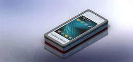 Cell Nokia 5235 (Celular Nokia 5235).