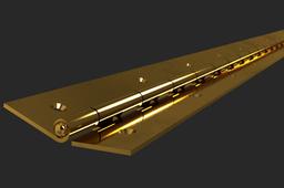 Piano Hinge, heavy & light duty