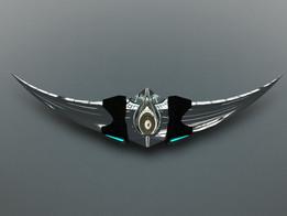 Prototype fighter