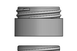 Compact Contact Lens Case
