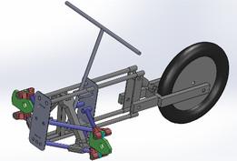 Mp3 3 Wheel prototype