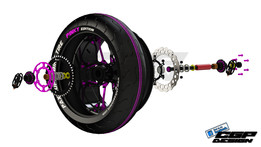 PINKI rear wheel...designed by paX