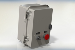 Electric control panel Tableplast - Painel de controle elétrico Tableplast