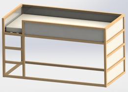Ikea lit leksvik armoire penderie ika leksvik with ikea for Ikea lits usa