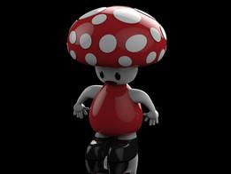 Super Mario Toad