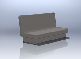 Solidworks canape recent models grabcad cad library for Canape software