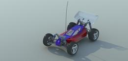 Buggy Kyosho Lazer ZX-5