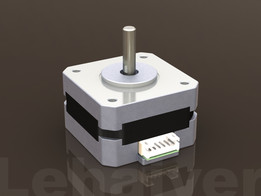 Nema 17 (25mm) stepper motor