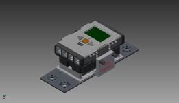 NXT Brick Mount variant 2