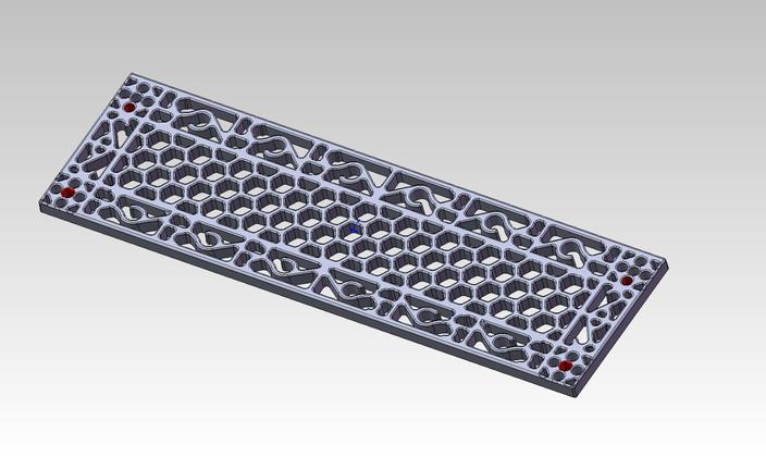 Decorative Cast Iron Grates : Decorative cast iron grate