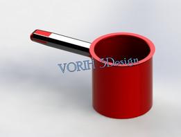 Castrul pan