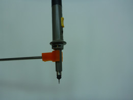 PCBGRIP Oscilloscope Probe Clamp Rigol Lower