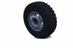 4x4 Blindo Wheel Design