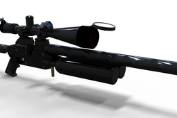 JP Concept Pre Charge Pneumatic Air Rifle