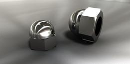 Acorn Nut - 24 Sizes