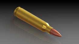 .223 Remington (5,56x45) Cartridge
