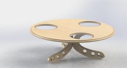 Coffee table. Furniture.