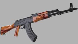 ak-47 - Recent models   3D CAD Model Collection   GrabCAD