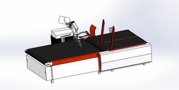 otomatik kumak kesme makinası