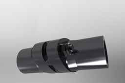 hydraulic pipe joint