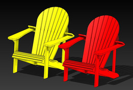 adirondack chair-Garden Furniture