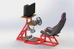 DIY Racing Simulator