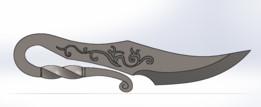 Bayezid knife