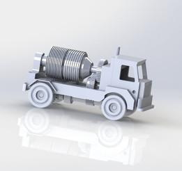 truck - Recent models | 3D CAD Model Collection | GrabCAD Community