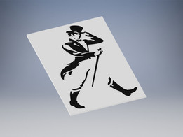Johnnie Walker 3D logo