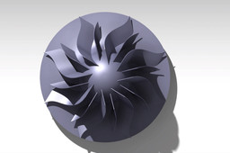 impeller design | catia v5