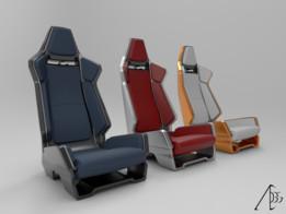 Racing seat V2