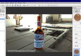 Beer bottle XX