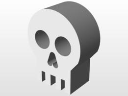 Super Spooky Skeleton