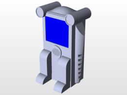 (Audio sensor) Small robot