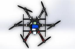 DJI FlameWheel Hexacopter