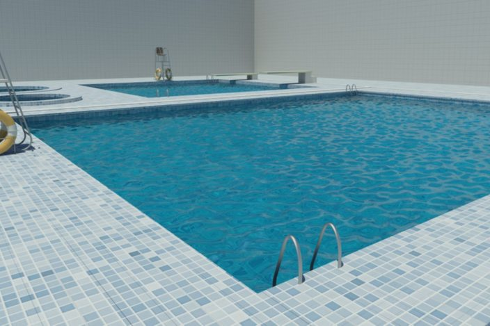 Swimming pool for Swimming pool 3d model free download