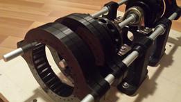 Magnetmotor Testsystem