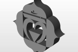 Root Chakra Pocket Charm