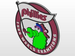 Philadelphia Phillies 1980 World Series Champs