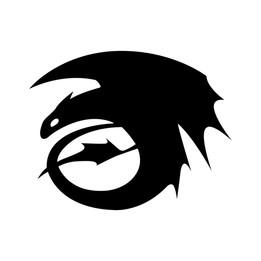 Night Fury logo 1.0