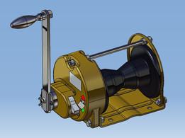winch - Recent models | 3D CAD Model Collection | GrabCAD