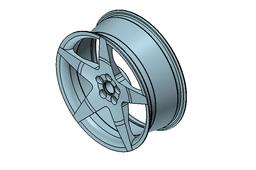 Rim Wheel 17x7