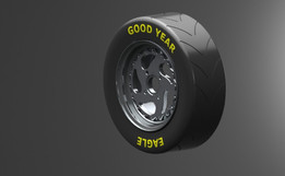 Kodiak wheel