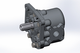 Gear oil pump 32
