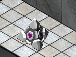 Portal Companion Tetrahedron
