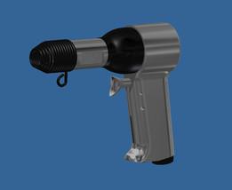 Pneumatic 2X Rivet Gun
