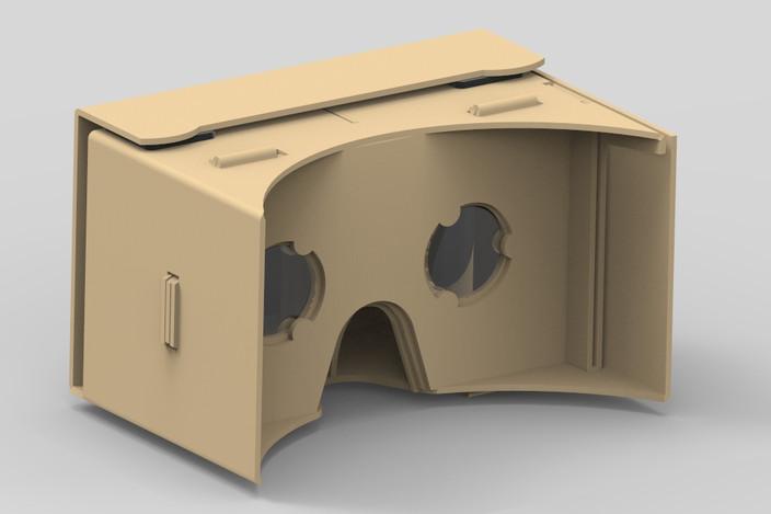 Stl Finder 3d Models For Google Cardboard Vr