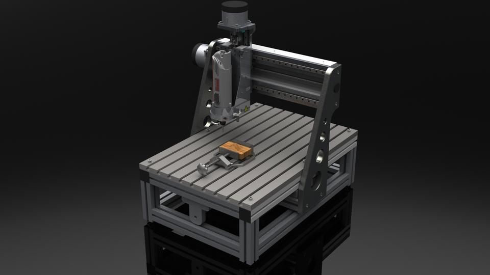 do it yourself cnc milling machine